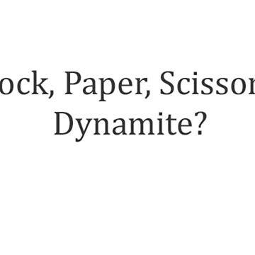 Dynamite by ashley94
