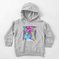 Abstraction... Toddler Pullover Hoodie