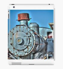 Engine 123 iPad Case/Skin
