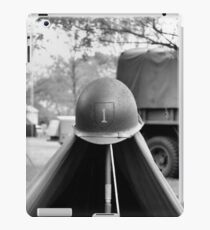 1st Infantry Division iPad Case/Skin
