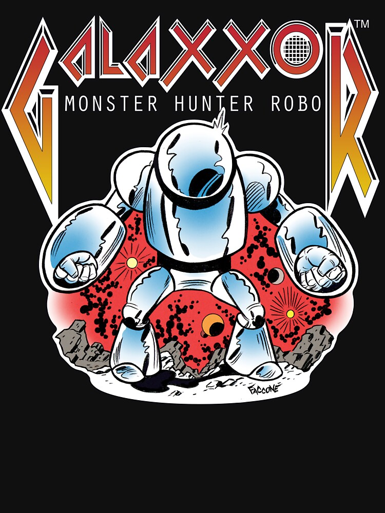 Galaxxor, Monster Hunter Robo illustration by Chris Faccone by galaxxor