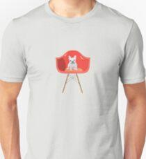Mid-Century Frenchie Unisex T-Shirt