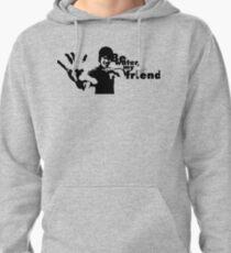 Sudadera con capucha Be Water My Friend, Bruce Lee y su cita famosa, ilustraciones, grabados, pósters, camisetas, hombres, mujeres, niños