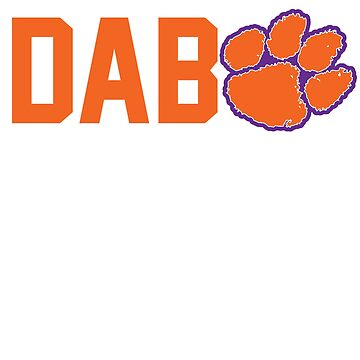 Dabo Sweeney 2018 2017 National Champions Clemson Tigers by TyroDesign