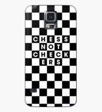 Chess, Not Checkers Case/Skin for Samsung Galaxy