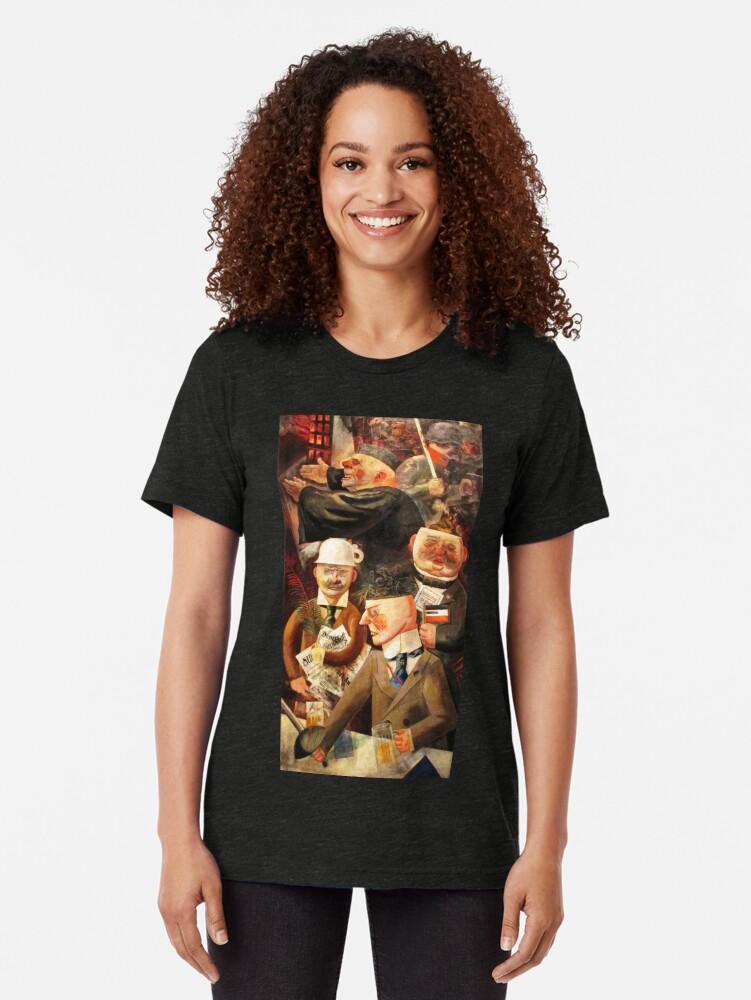 Alternative Ansicht von Säulen der Gesellschaft Vintage T-Shirt