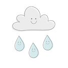 Rainy Dayz by Anuschka Raper