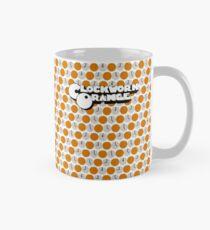 A Clockwork Orange Pattern with Logo Mug