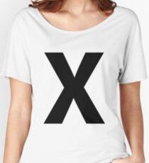X Women's Relaxed Fit T-Shirt