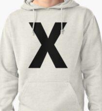 X Pullover Hoodie