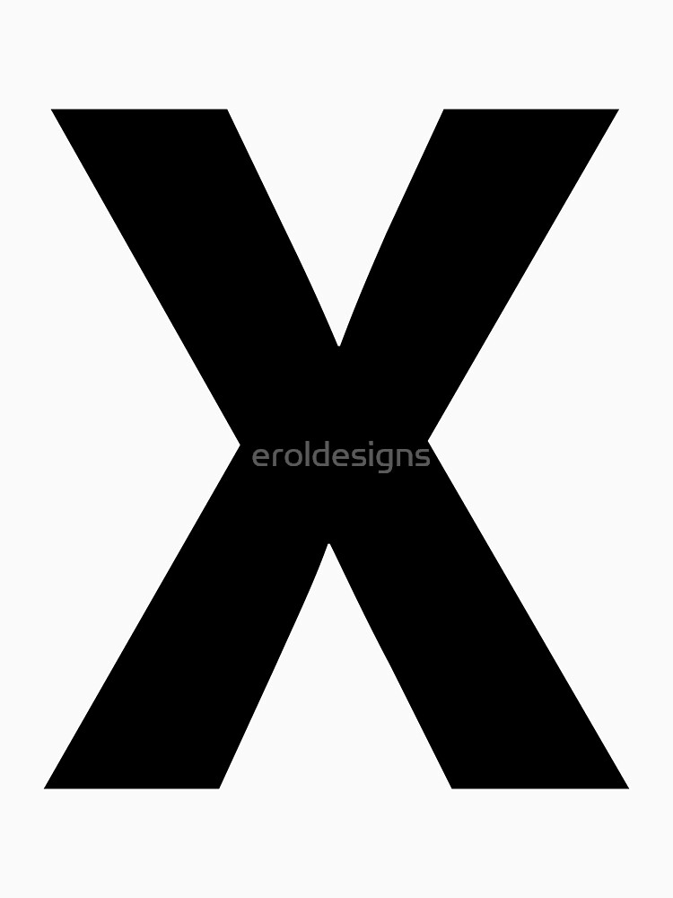 X by eroldesigns