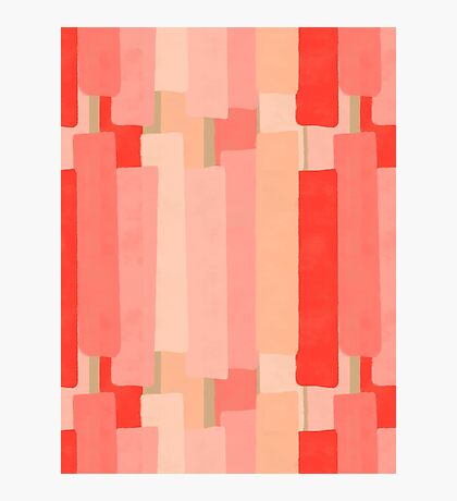 Like In Coral #redbubble #abstractart Photographic Print