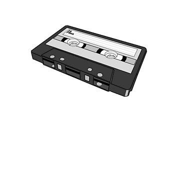 Cassette Series Nr. 1 by MrMasai