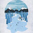 Pond Hockey by Sam Brewster