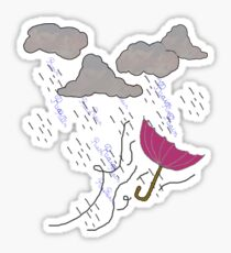 Rain, Rain Sticker