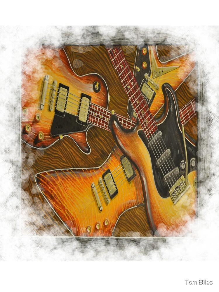 guitar by Tom Biles