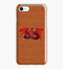 Slifer the Sky Dragon iPhone Case/Skin