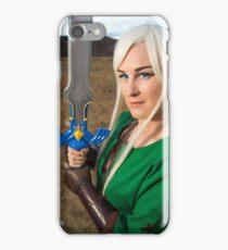 Hero of Time Cosplay Print iPhone Case/Skin