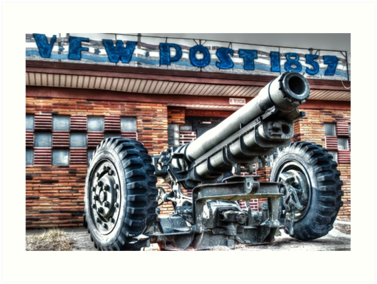 Cannon by GrayPhotos
