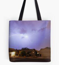 Monsoom Storm Tote Bag