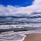 Peaceful Blue by Dana Yoachum
