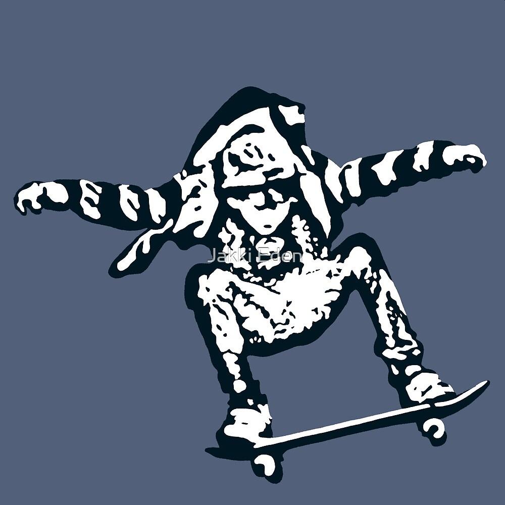 Skater boy by Jacqueline Eden