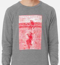 Protomartyr (red engraving) Lightweight Sweatshirt