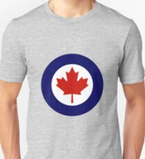 Royal Canadian Air Force - Roundel Unisex T-Shirt