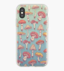 Champignons iPhone Case