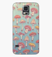 Champignons Case/Skin for Samsung Galaxy
