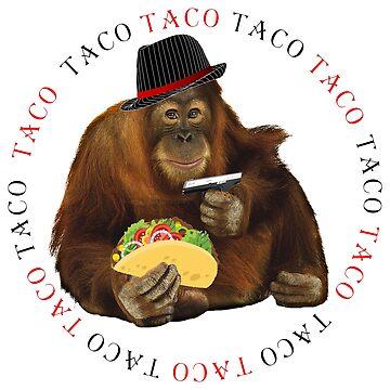 Taco Taco Taco von gdimido