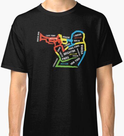 Worldwide Jazz Club  Classic T-Shirt