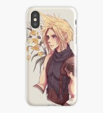 Cloud Strife iPhone Case/Skin