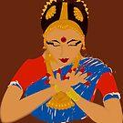 'BHAVAM' - EXPRESSION (Solid Colours) by Aarathi Somarajan