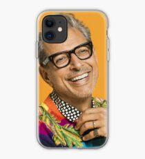 Jeff Goldblum ist glücklich iPhone-Hülle & Cover