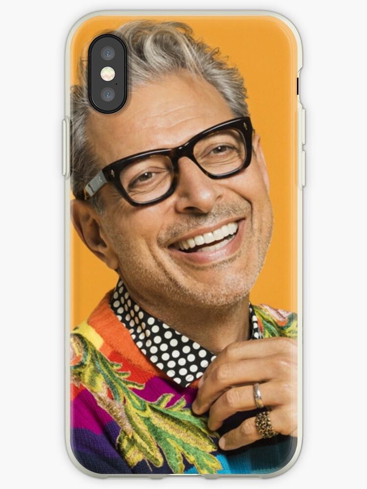 «Jeff Goldblum feliz» de Drielmans