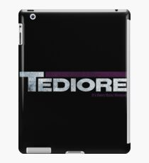 TEDIORE- THE EVERY MANS WEAPON (MANUFACTURER LINE) iPad Case/Skin