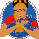 CLASSICAL DANCER II  by Aarathi Somarajan