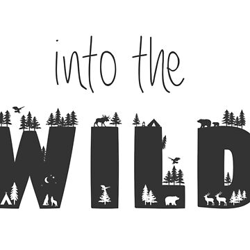 Into the Wild Wilderness Icons by studiopico