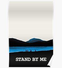 Steh zu mir - Filmplakat Poster