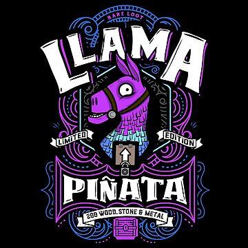 Llama Pinata by barrettbiggers