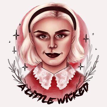 A Little Wicked by nevhada