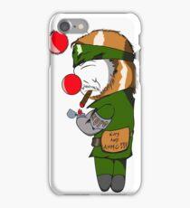 MOOGLE GEAR NUT EATER iPhone Case/Skin