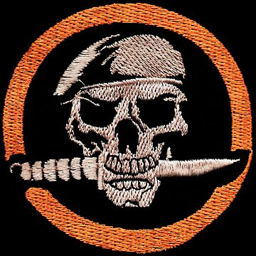 Agent Orange Special Forces Vietnam Treads by Deadscan