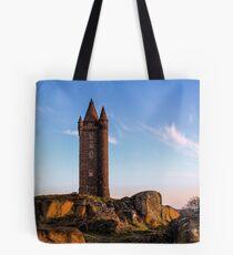 Scrabo, Newtownards. (Please Enlarge) Tote Bag