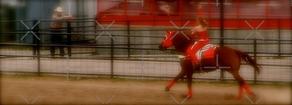 Red by Megan Oteri