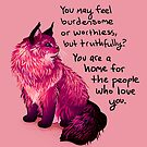 """""""You are a home for the people who love you"""" Norwegian Forest Cat by thelatestkate"""