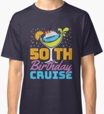 50. Geburtstagsfahrt Classic T-Shirt