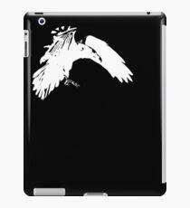 Corvidae Logo iPad Case/Skin