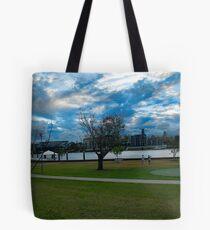 Hawthorne Tree Tote Bag